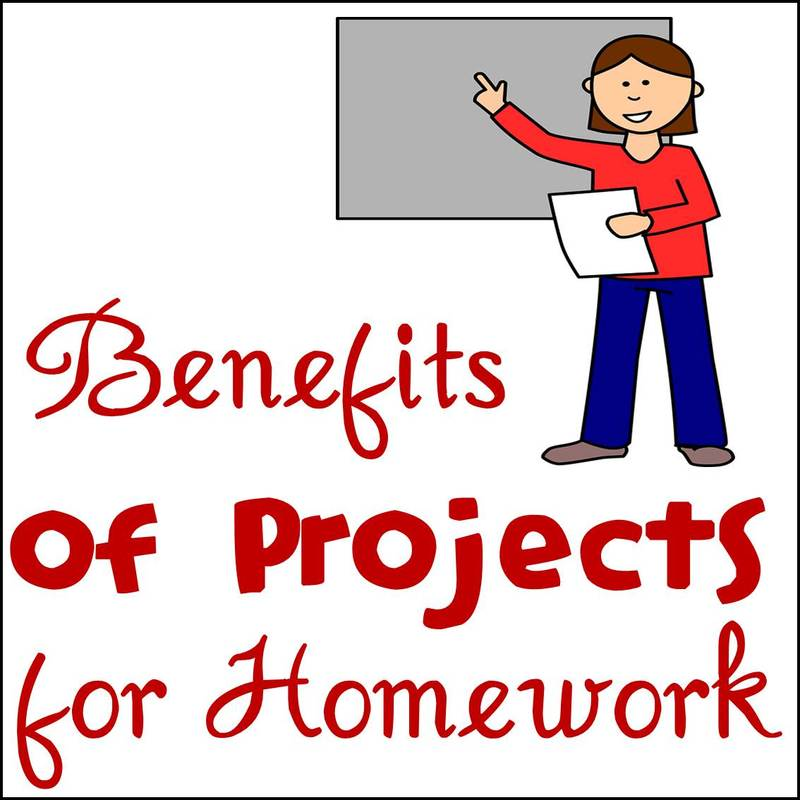 Benefits of projects for homework in elementary school