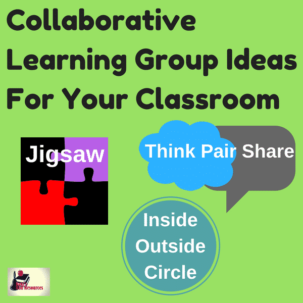 Differentiated instructional strategies - collaborative learning groups